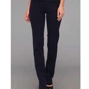 Lilly Pulitzer Black Trouser Pants Straight Leg